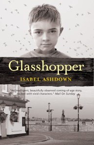 Free copy of Glasshopper for every guest